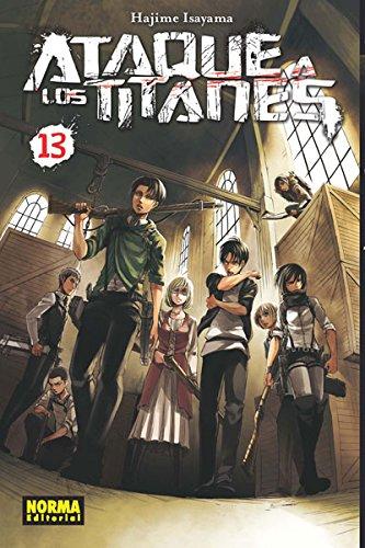 9788467918472: ATAQUE A LOS TITANES 13 (Shonen - Ataque A Los Titanes)