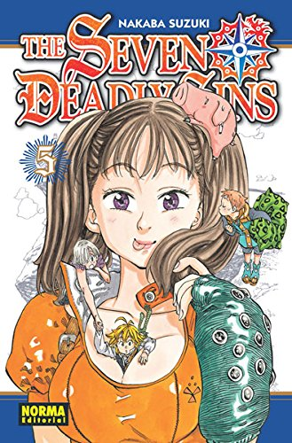 9788467919172: The Seven Deadly Sins 5