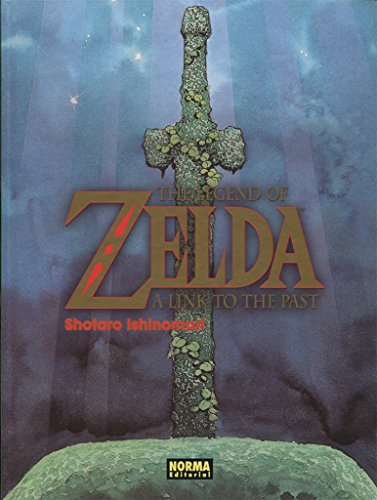 9788467920680: THE LEGEND OF CELDA: A LINK TO THE PAST