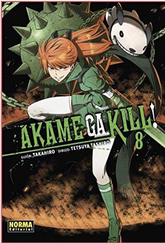 9788467922349: Akame Ga Kill! 8