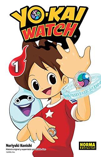 9788467923063: Yo-Kai Watch, Vol. 1