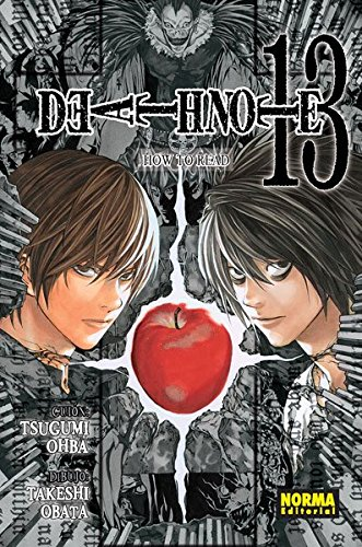 9788467923667: DEATH NOTE 13. HOW TO READ DEATH NOTE