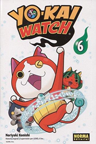 9788467925920: YOKAI WATCH 06