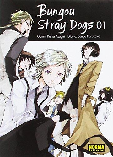9788467927641: BUNGOU STRAY DOGS 01