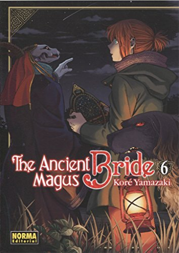 9788467928266: THE ANCIENT MAGUS BRIDE 06