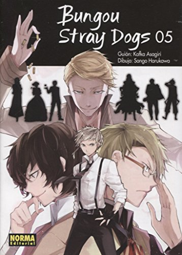 9788467929782: BUNGOU STRAY DOGS 05