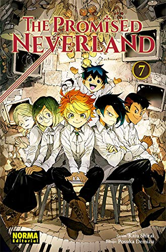 9788467936742: THE PROMISED NEVERLAND 7
