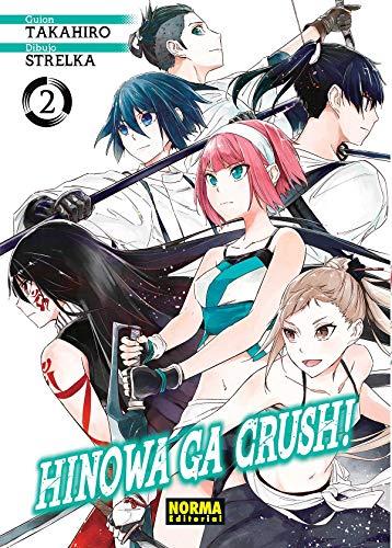 9788467937183: Hinowa Ga Crush! 2