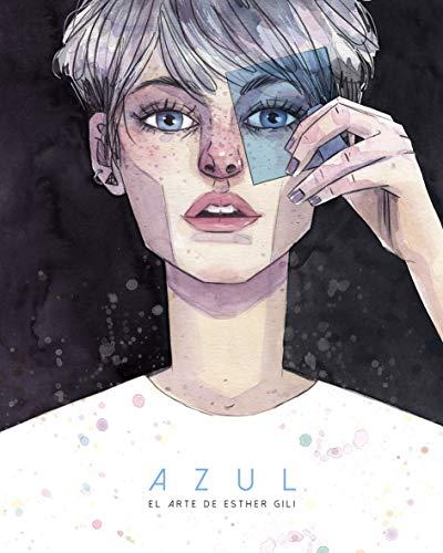 9788467938548: Azul, El Arte de Esther Gili