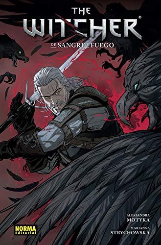 9788467939453: The Witcher 4. De Sangre y fuego