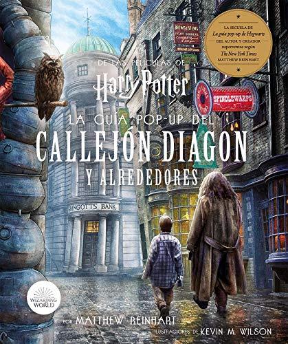 9788467942200: Harry Potter: La Guía Pop-Up Del Callejo Diagon y alrededores
