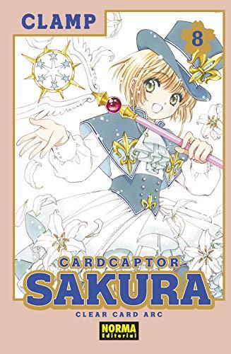9788467943719: Cardcaptor Sakura Clear Card 08
