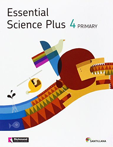 9788468000046: ESSENTIAL SCIENCE PLUS 4 PRIMARY STUDENT BOOK