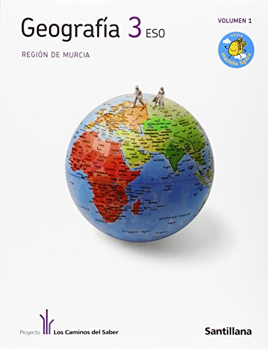 9788468000626: Geografía Murcia 3 Secundaria - 9788468000626
