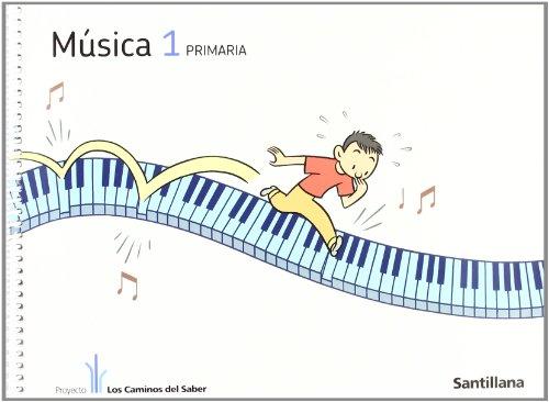 9788468001180: MUSICA + CD 1 PRIMARIA LOS CAMINOS SABER