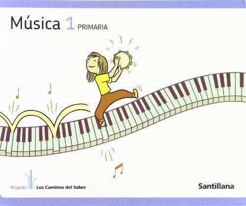 9788468001203: CUADERNO MUSICA 1 PRIMARIA - 9788468001203
