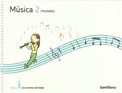 9788468001326: MUSICA + CD 2 PRIMARIA - 9788468001326