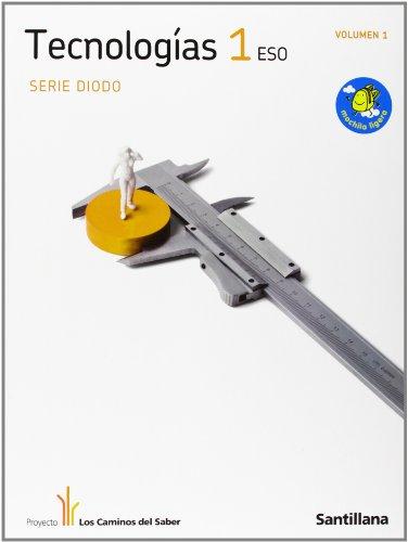 9788468001395: TECNOLOGIA SERIE DIODO 1 SECUNDARIA