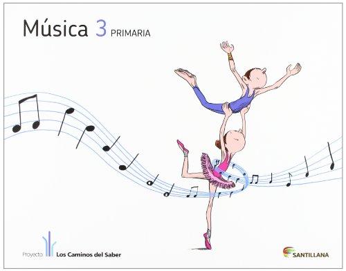 9788468001906: MUSICA + CD 3 PRIMARIA - 9788468001906