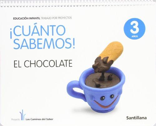 9788468002170: CUANTO SABEMOS NIVEL 1 EL CHOCOLATE LOS CAMINOS DEL SABER