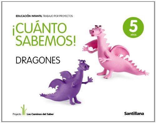 9788468002279: cuanto sabemos nivel 3 los dragones los caminos del saber