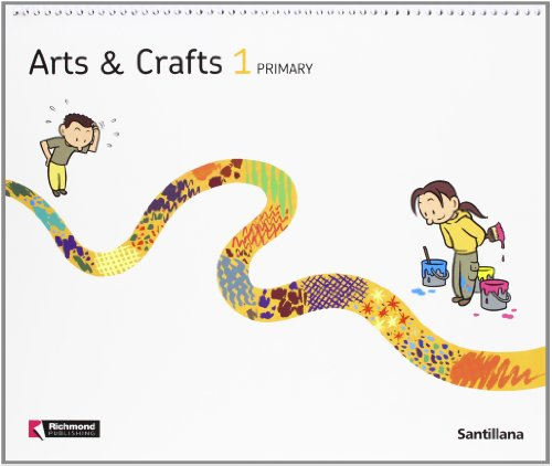 9788468003702: Arts and Crafts Student's Book 1