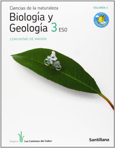 BIOLOGÍA Y GEOLOGÍA, 3 ESO. Proyecto los: VVAA