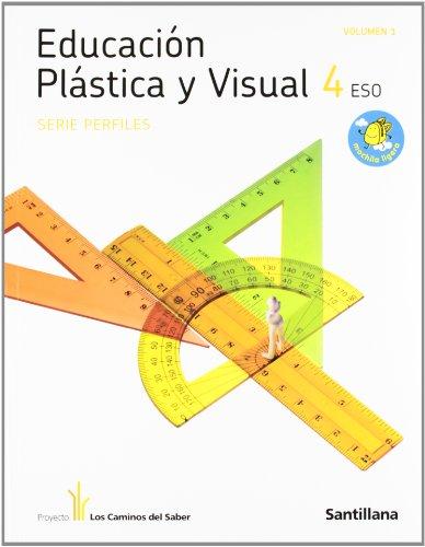 9788468003818: Educación Plastica Perfiles 4Secundaria