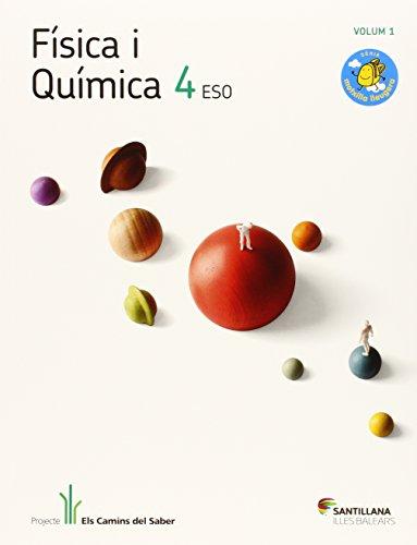 9788468005638: FISICA I QUIMICA 4 ESO M LLEUGERA ELS CAMINS DEL SABER
