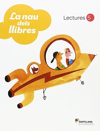9788468006826: LECTURES LA NAU DELS LLIBRES 5 PRIMARIA