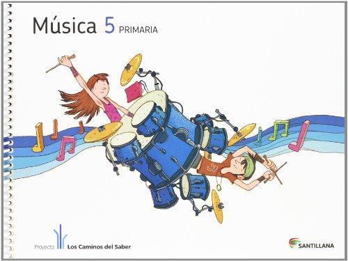 9788468009605: MUSICA + CD 5 PRIMARIA - 9788468009605