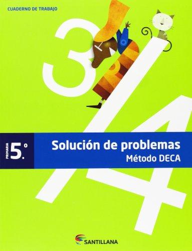9788468009797: CUADERNO PROBLEMAS METODO DECA 5 PRIMARIA - 9788468009797