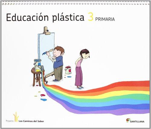 Educación plástica, 3 Educación Primaria (Paperback)