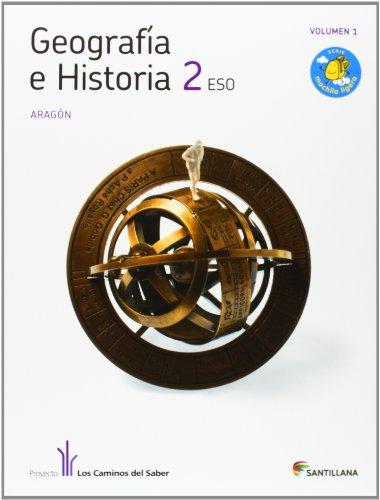 9788468011745: GEOGRAFIA E HISTORIA ARAGON 2 ESO SANTILLANA