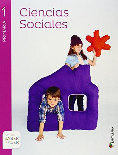9788468011813: CIENCIAS SOCIALES 1 PRIMARIA SABER HACER - 9788468011813