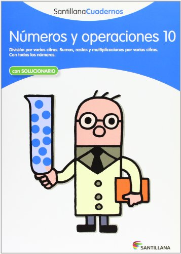 9788468012360: Números y operaciones 10