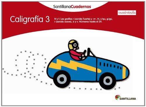 9788468012551: CDN3 CALIGRAFIA CUADRICULA