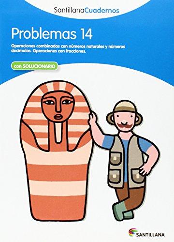 9788468013114: SANTILLANA CUADERNO PROBLEMAS 14 SANTILLANA