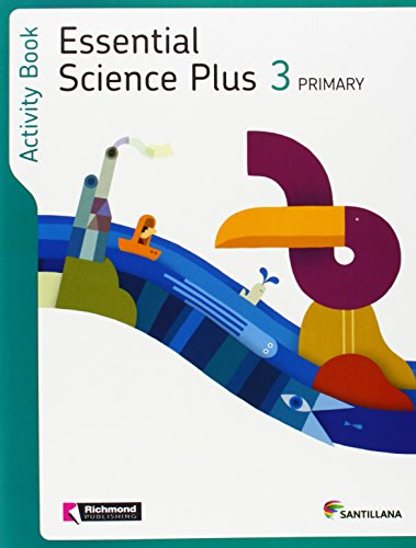 9788468013442: ESSENTIAL SCIENCE PLUS 3 PRIMARY ACTIVITY BOOK - 9788468013442