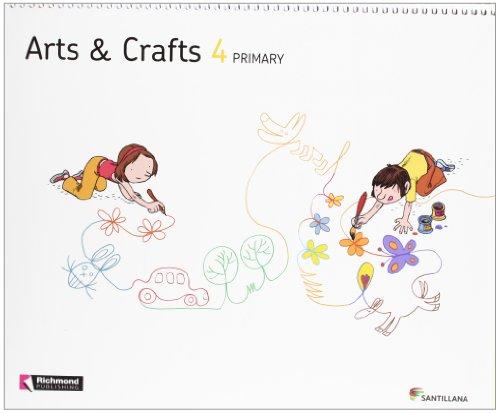 9788468013510: ARTS & CRAFTS 4 PRIMARY - 9788468013510