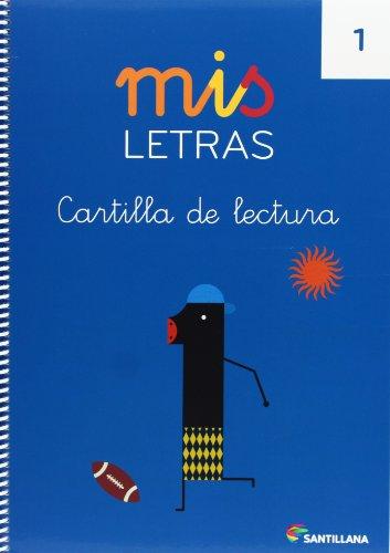 9788468015217: MIS LETRAS CARTILLA DE LECTURA 1