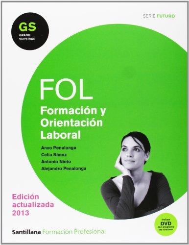 9788468015712: FORMACION Y ORIENTACION LABORAL GS