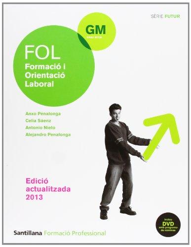 9788468015736: FOL Grado Medio + DVD