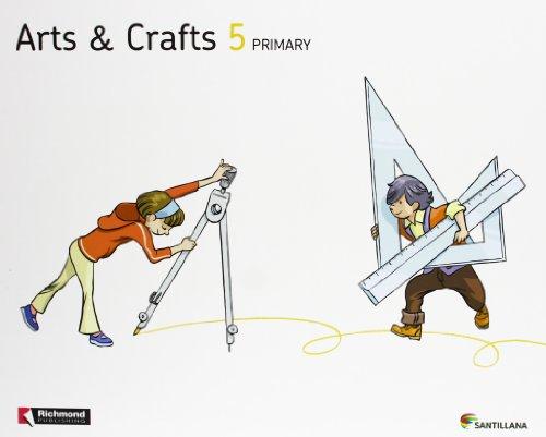 9788468017198: ARTS & CRAFTS 5 PRIMARY - 9788468017198