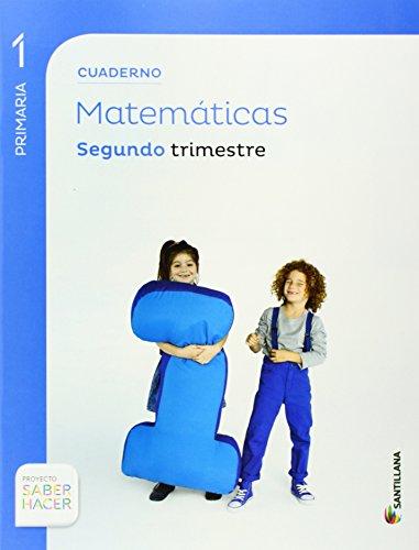 9788468017396: Cuaderno Matemáticas 1º Primaria 2º Trimestre