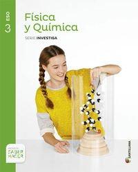 9788468017426: FISICA Y QUIMICA 3 SECUNDARIA CAST SABER HACER