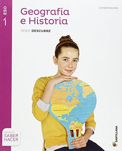 Resultado de imagen de libros santillana ESO GEOGRAFÍA E HISTORIA