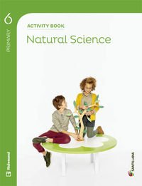 9788468027418: Natural science 6 primary activity book