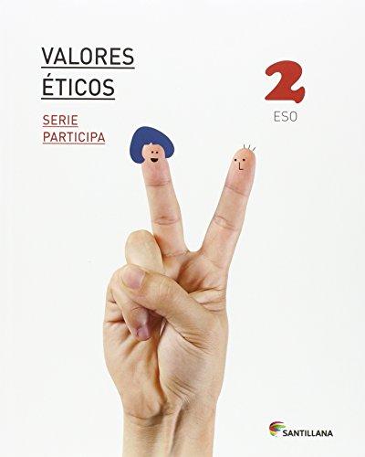 9788468028316: VALORES ETICOS SERIE PARTICIPA 2 ESO - 9788468028316