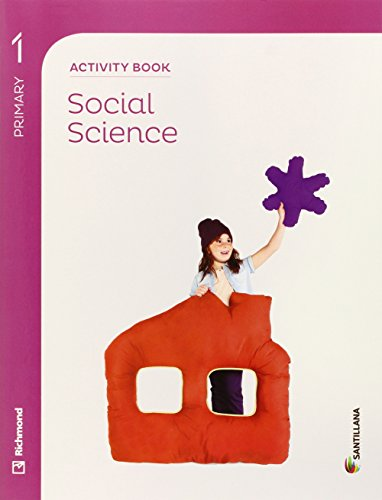 ACTIVITY BOOK SOCIAL SCIENCE 1PRI